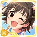 Poppin' High☆ Miria Akagi-base